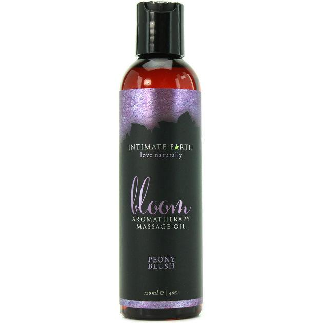 "<sale Value=""0"" /> - INTIMATE EARTH PEONY BLUSH OIL MASSAGE 120ML"