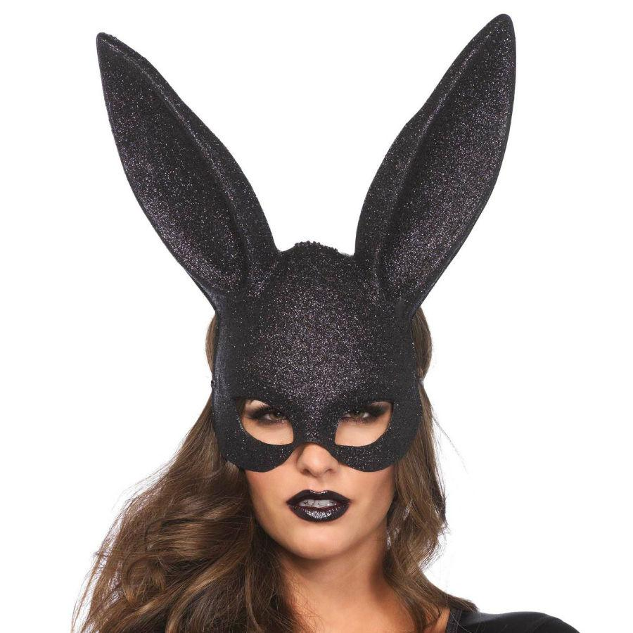 "<sale Value=""0"" /> - LEGAVENUE GLITTER MASQUERADE RABBIT MASK"