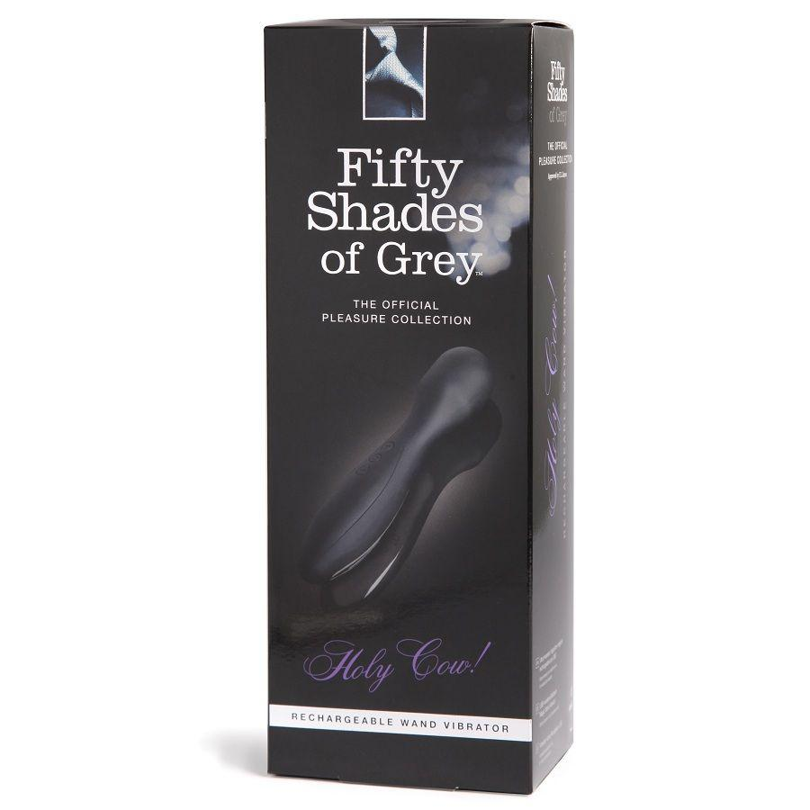 "<sale Value=""1""><description><![CDATA[]]></description><start_date></start_date><end_date></end_date></sale> - FIFTY SHADES OF GREY HOLY COW RECHARGEABLE WAND"