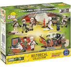 Load image into Gallery viewer, Cobi American Airbourne Division Building Kit, 2033