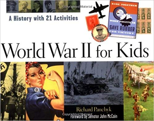 World War II for Kids Book