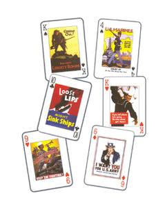 USA Posters Playing Cards