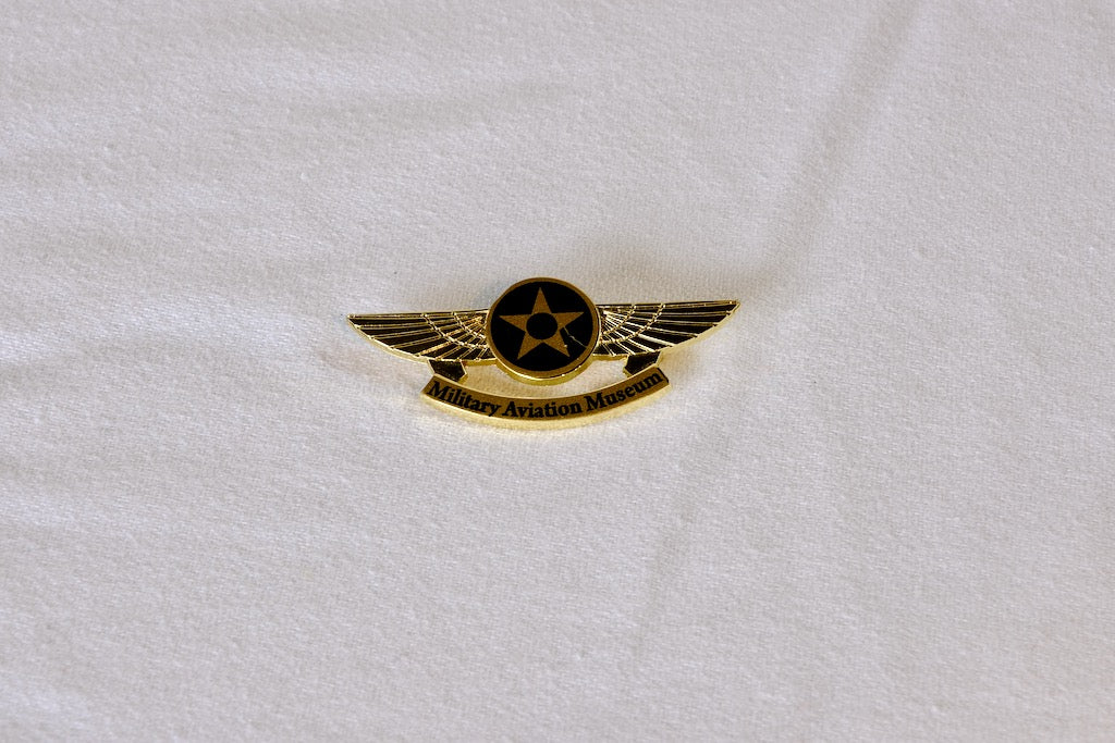 Military Aviation Museum Pin