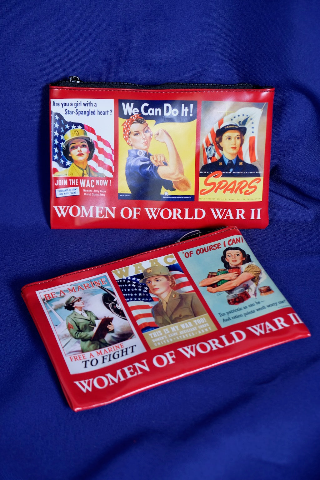 Women of WWII Zipper Pouch