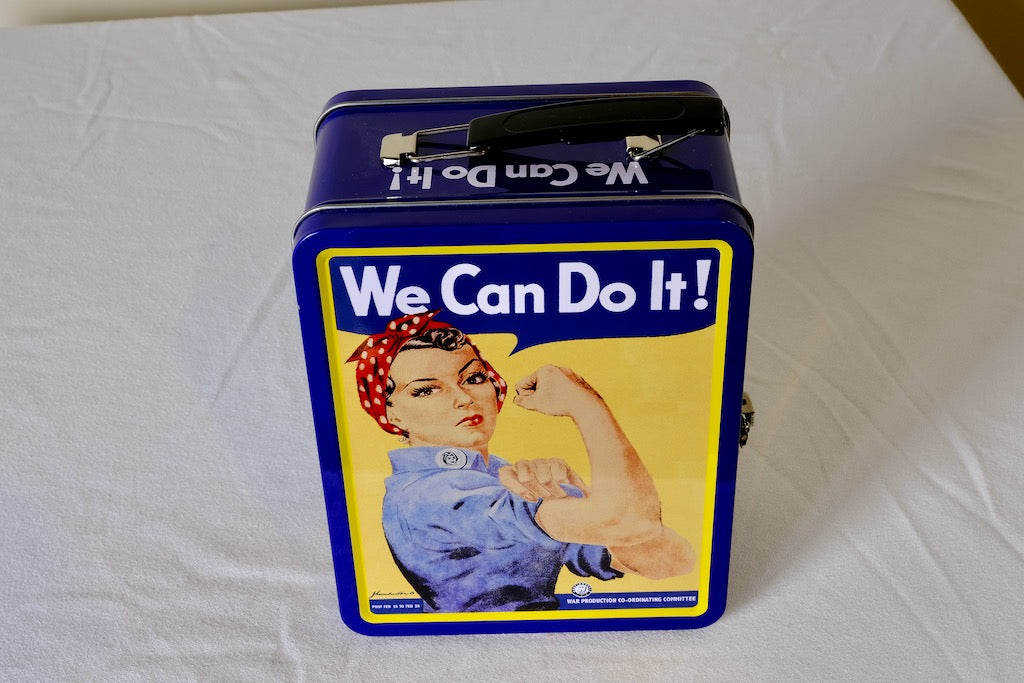 We Can Do It Lunchbox