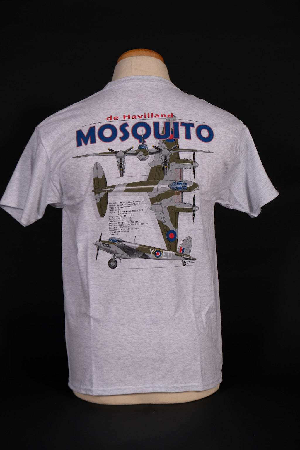 Mosquito Screen Print Tee