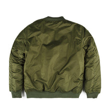 Load image into Gallery viewer, Adult Green Flight Jacket