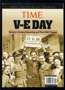 Time V_E DAY Book, Used
