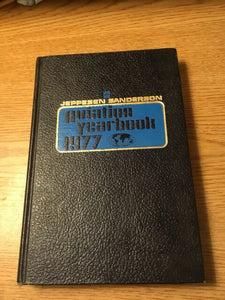 Aviation Yearbook 1978 Book, Used