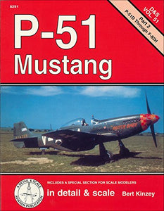 P-51 Mustang Book, Used