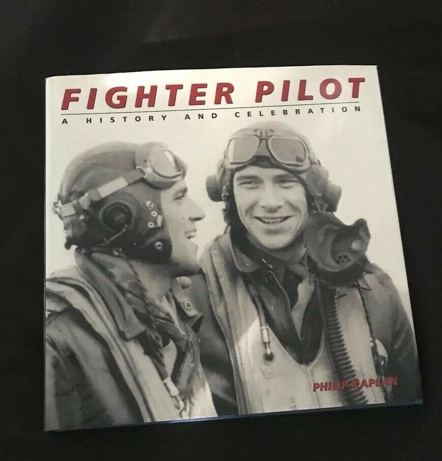 Fighter Pilot Book, Used