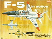 F-5 in Action Book, Used