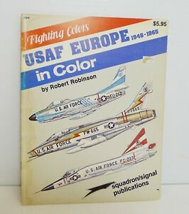 USAF Europe in Color Book, Used