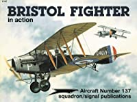Bristol Fighter in Action Book, Used