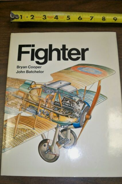 Fighter Book, Used