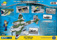 Load image into Gallery viewer, Cobi Mosquito Mk.VI Building Kit 5542