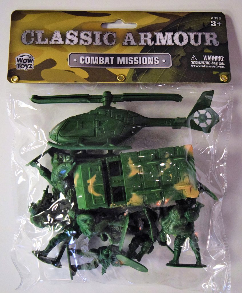 Classic Armour Combat Missions