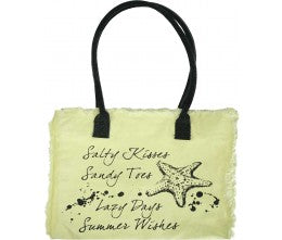 Vintage Addiction Salty Kisses Market Tote