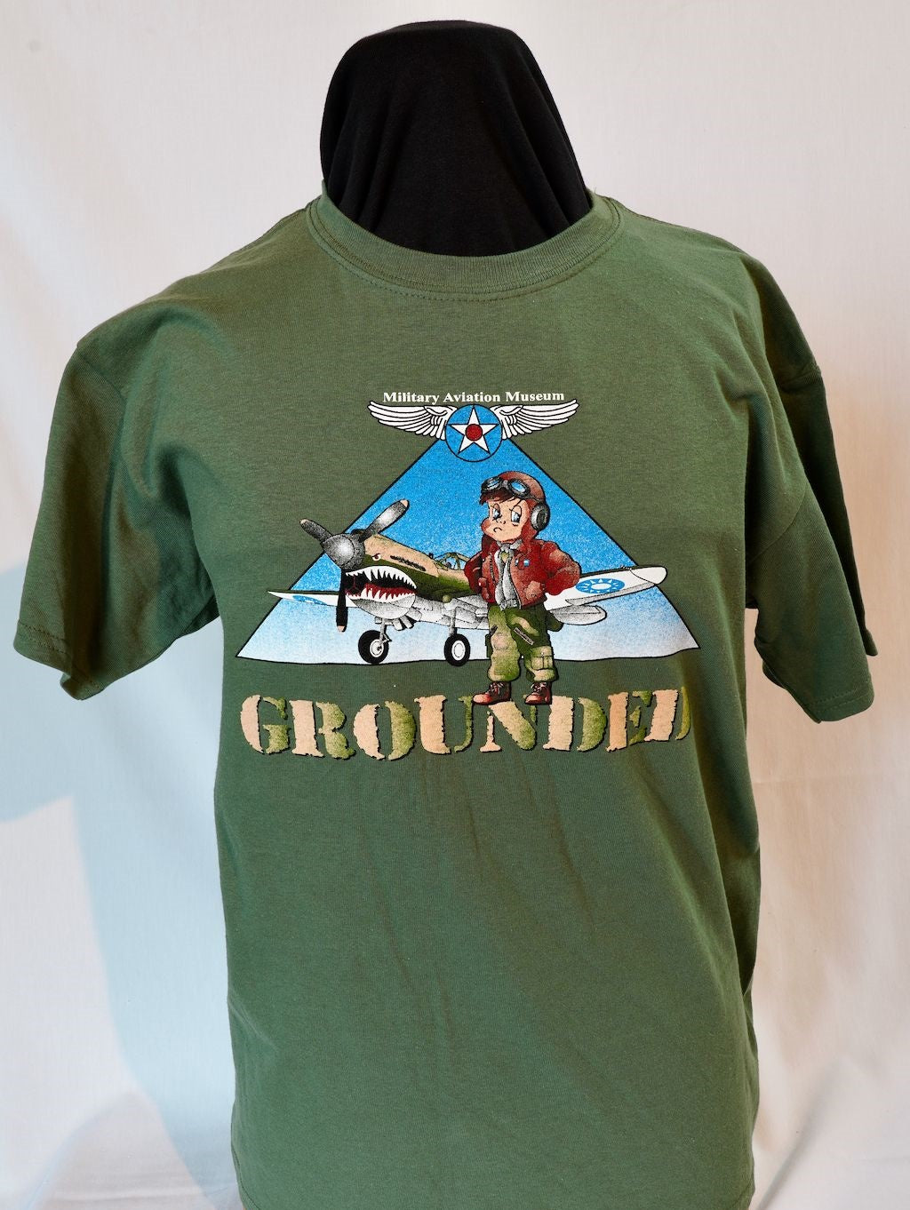 Youth Grounded Short Sleeve Shirt