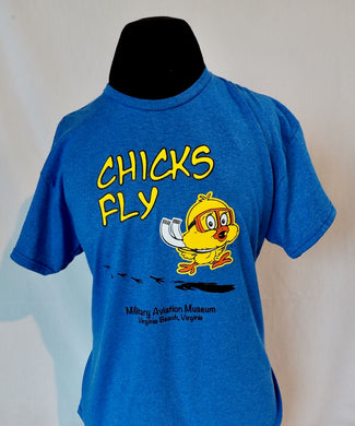 Youth Chicks Fly T-Shirt