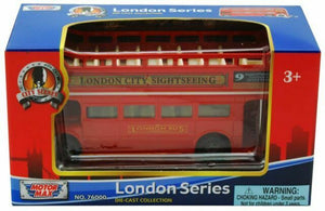 Diecast London Bus