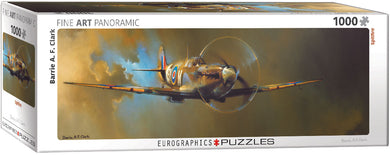 Panoramic Spitfire Puzzle