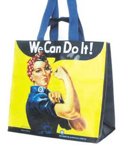 We Can Do It Reusable Bag
