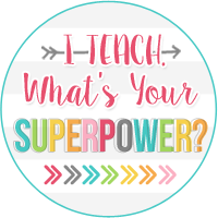 I Teach. What's your Super Power? reviews Bouncy Bands