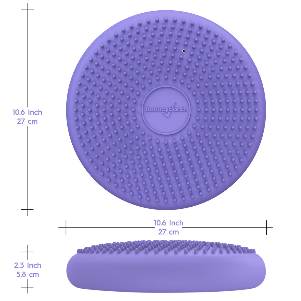 "Little Wiggle Seat for Young Kids Sensory Chair Cushion (27cm/10.5"")"