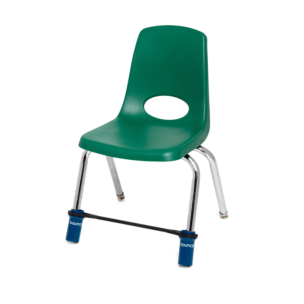 Classroom Kit - 10 Pack of Bouncyband® Student Edition for Elementary School Chairs