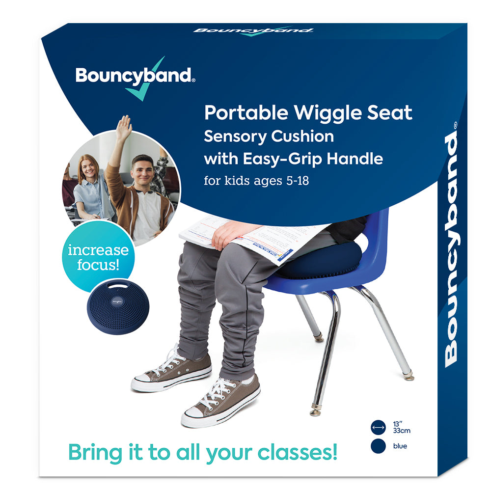 Portable Wiggle Seat Sensory Cushion