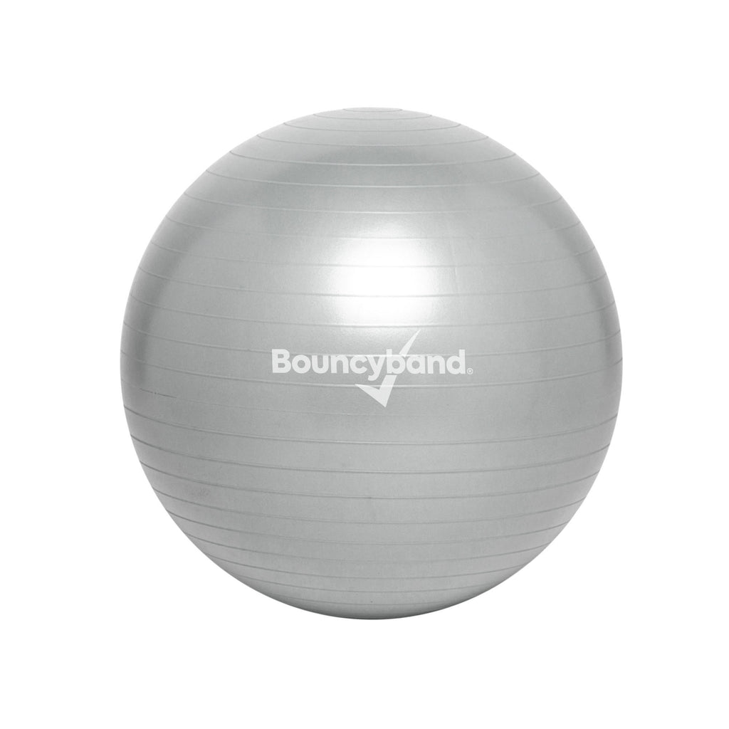"Balance Ball Chair For Kids & Adults Up 5' 6"" Tall  (Weighted & Non-Rolling)"