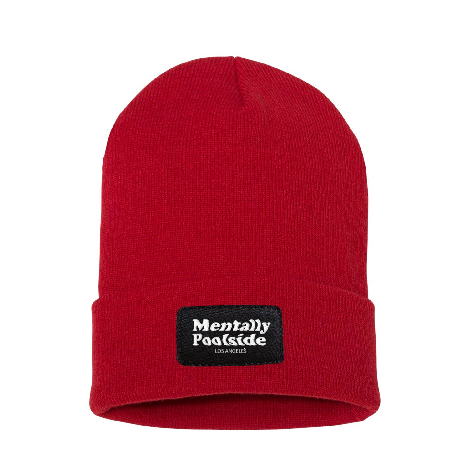 Mentally Poolside OG Beanie