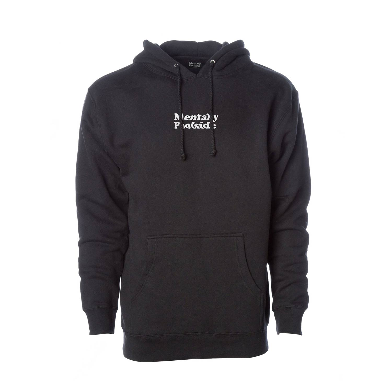 Mentally Poolside OG Heavy Weight Pullover Hoodie