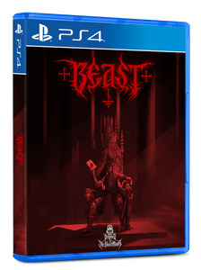 BEAST - Standard Edition (PS4)