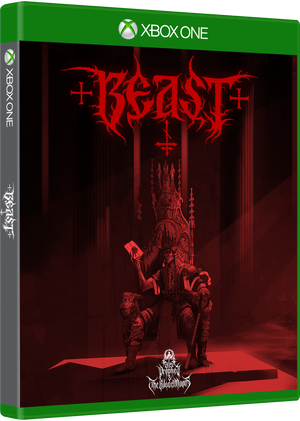 BEAST - Collector's Edition (XBOX)