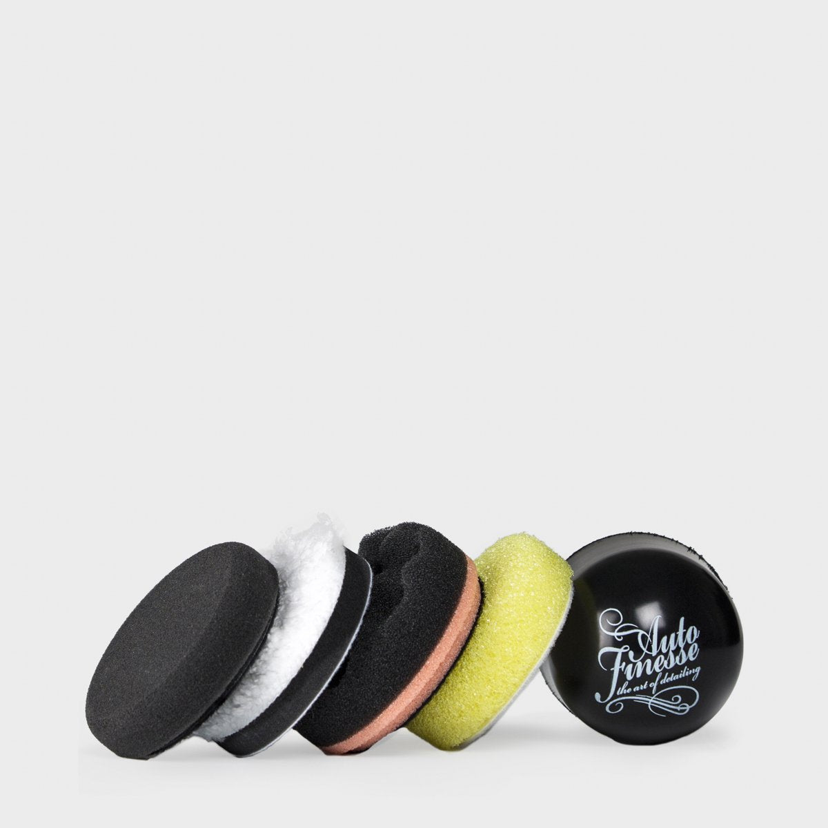 Wax Applicator Soft Foam Spot Pad For Handi Puck Auto Finesse