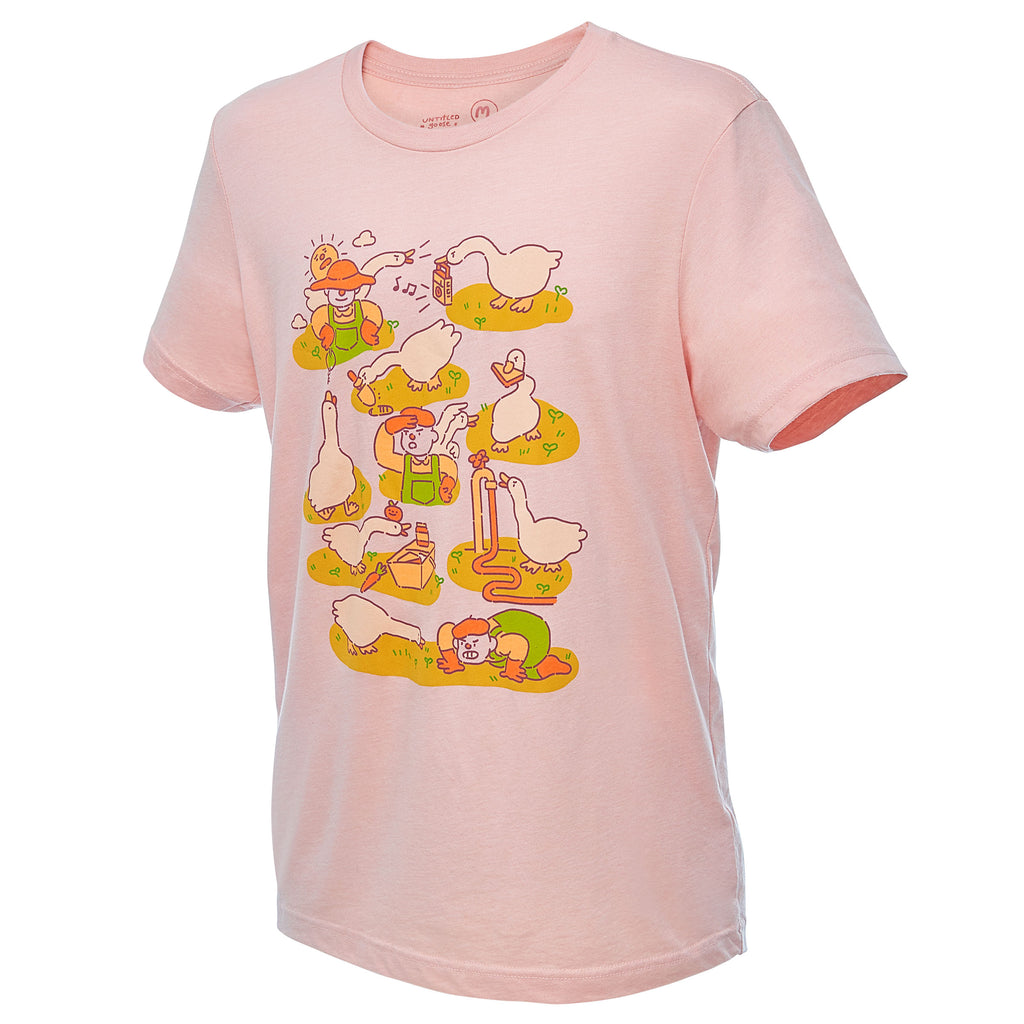 Official Untitled Goose Game T-Shirt: Bonkers