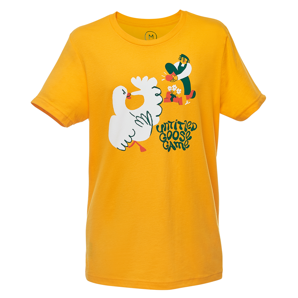 Official Untitled Goose Game T-Shirt: Thumb