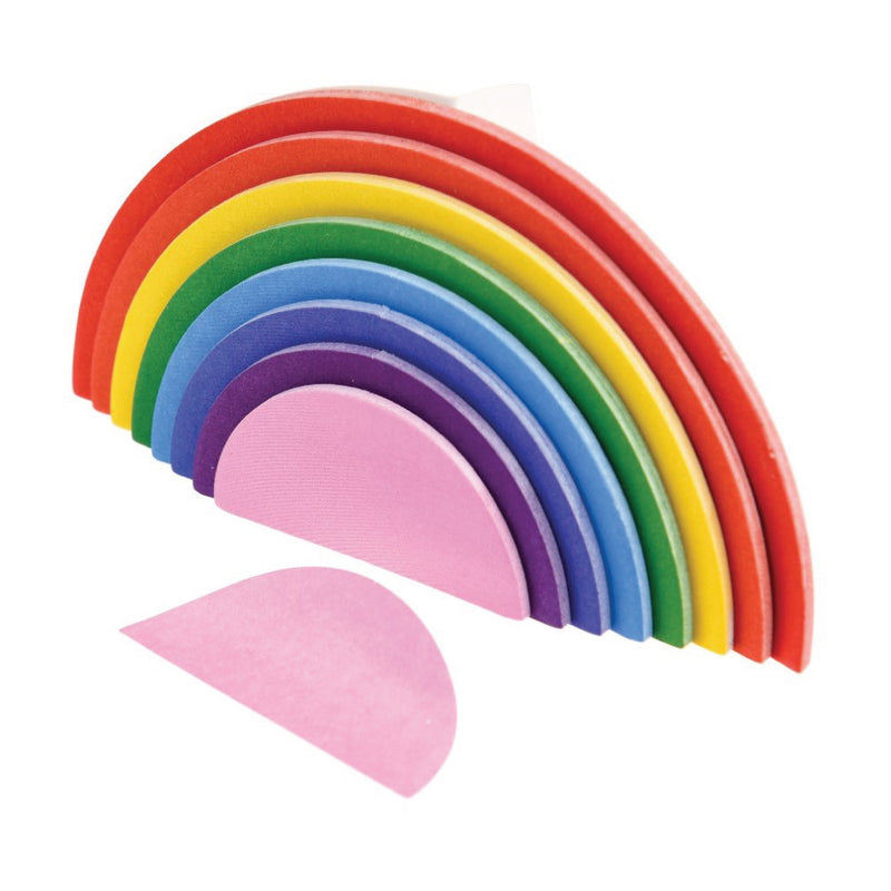 Colourful Rainbow Sticky Notes