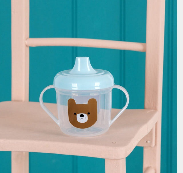 Bruno the Bear Sippy Cup