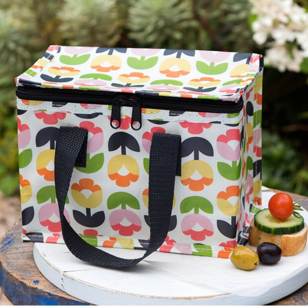 Tulip Bloom Lunch Bag