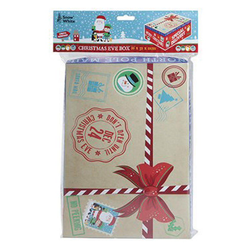 North Pole Mail - Small Christmas Eve Box