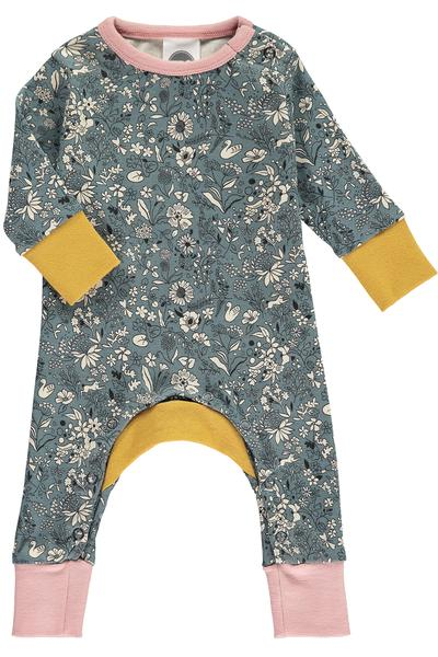 Baby Sleepsuit Ditsy Floral
