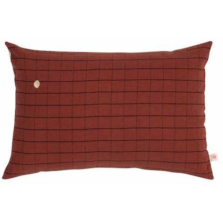 Cushion covers - Oscar Terracotta