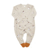 Cotton Flower Suit ORGANIC ZOO