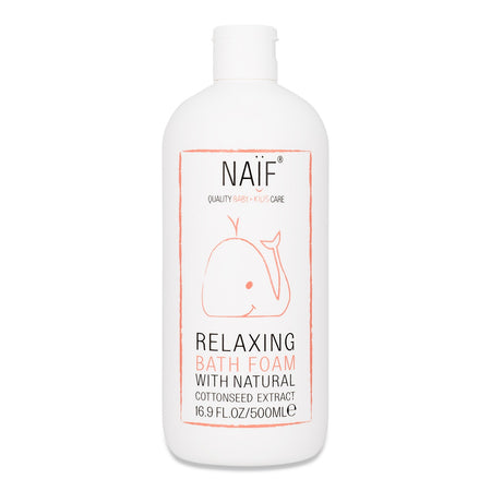 Bath foam Naif