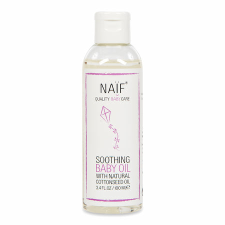 Soothing Baby Oil - Naïf