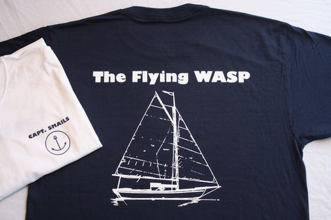 The Flying Wasp