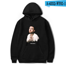 Load image into Gallery viewer, 2018 Mac Miller harajuku  Cap oversized cotton hoodie sweatshirt men women tracksuit Casual o neck long sleeve fans Clothes 4xl